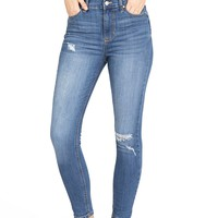 On The Run Skinny Jeans