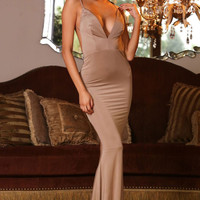 Jolie Gown Bronze