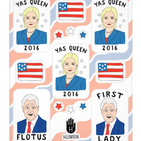 YAS QUEEN STICKERS - PREORDER