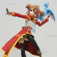Silica Sword Art Online Prize Figure Set 2