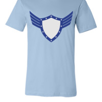 Wings Shield - Unisex T-shirt