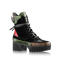 Products by Louis Vuitton: Pokerface Platform Desert Boot