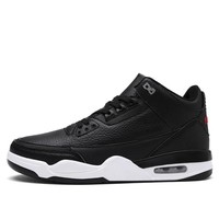 Brand Basketball Shoes Men High-top Sports Air Cushion Jordan New Hombre Athletic Mens Shoes Comfortable Breathable Sneakers