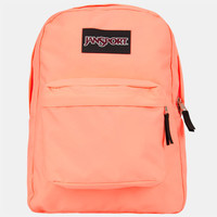 Jansport Superbreak Backpack Coral Peaches One Size For Men 19485131301