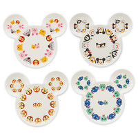 Mickey Ears ''Tsum Tsum'' Plate Set
