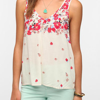 Urban Outfitters - Kimchi Blue Poppy Tank Top