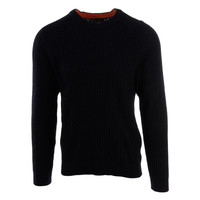 Grayers Mens Angora Blend Cable Knit Pullover Sweater