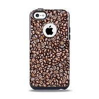 The Coffee Beans Apple iPhone 5c Otterbox Commuter Case Skin Set