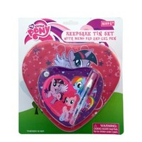 My Little Pony Heart Tin Set