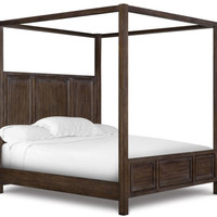 Eastlake Queen Poster Bed