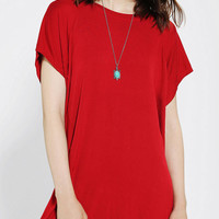 Urban Outfitters - Silence + Noise Seamed Tee Dress