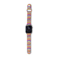 "Danny Ivan ""Rainbows"" Multicolor Apple Watch Strap"
