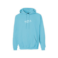 SMYLE Logo Embroidered Hoodie (Blue, Pink, Yellow, Green, & Orange)