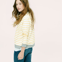 Lou & Grey Haze Stripe Sweatshirt | LOFT
