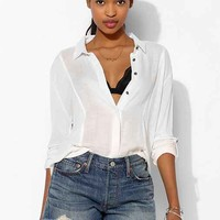 BDG Simone Button-Down Top-
