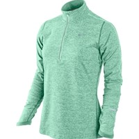 Nike Women's Element Half Zip Running Shirt - Dick's Sporting Goods