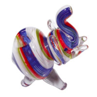Glass Pipes - Elephant 6""