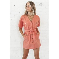 MINKPINK City Safari Dress