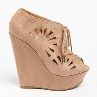 Cut Out Wedges - LoveCulture