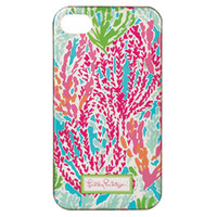 Lilly Pulitzer iPhone 4/4S - Lets Cha Cha - Dwellings