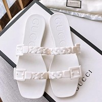 GG New Women's Slippers Shoes
