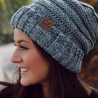 Speak Easy Beanie - Mint