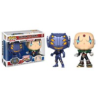 Funko POP Games Marvel vs Capcom 2-Piece Set Ultron vs Sigma