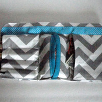 Car Visor Organizer Caddy - Car Accessories - Tissue Holder - Choose Your Colors - Car Caddy-Tissue Holder-Made To Order