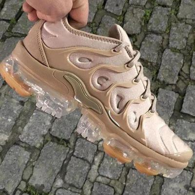 Image of Nike Air Max Vapormax Plus TN Atmospheric Cushion Fashion Personality Men's and Women's Casual Sports Shoes Running Shoes