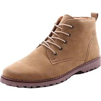 jeansian Men's Fashion Leisure Boot Shoes SHB036