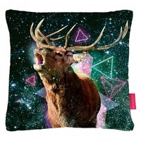 Quirky Illustrated Gifts | Sky Mellow Grace Cushion | Kris Tate | Homeware | Ohh Deer