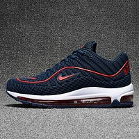 NIKE AIR MAX 98 Fashion Breathable Running Sneakers Sport Shoes