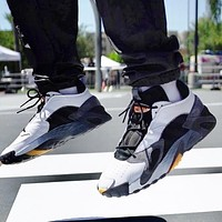 ADIDAS STREETBALL street style with bright colors White-black