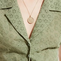Under The Sun Pendant Necklace | Urban Outfitters
