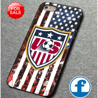 US Soccer (5) for iphone, ipod, samsung galaxy, HTC and Nexus PHONE CASE