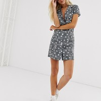 Sacred Hawk tea dress in polka dot | ASOS