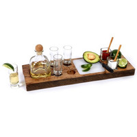 Tequila Buffet With 4 Glasses | TequilaBuffet