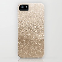 GATSBY PLATINUM iPhone & iPod Case by Monika Strigel