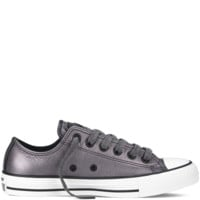 Converse - Chuck Taylor All Star Metallic - Black - Low Top