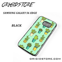 Cactus For Samsung Galaxy S6 Edge Case Please Make Sure Your Device With Message Case UY
