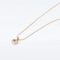 Hi Disc Necklace - Urban Outfitters
