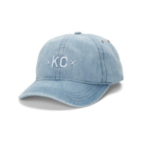 xKCx Dad Hat Denim