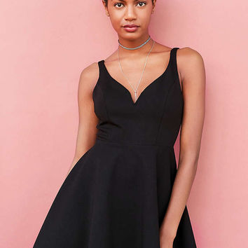 Kimchi Blue Heart Of The Ocean Mini Dress - Urban Outfitters