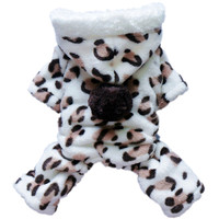 Fashion New Warm Fleece Pet Dog Clothes Hooded Coat Funny Costume Sweater Clothing for Small dog Chihuahua Yorkshire poodle 30