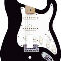 GUITAR White Switch Plates, Outlet Covers & Rocker Switchplates