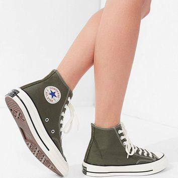 Converse Chuck Taylor All Star Canvas High Top Sneaker   Urban Outfitters