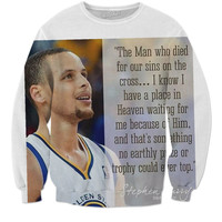 Steph Curry With A Quote Amazing ©