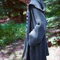 Intimately Womens Dream Girl Cashmere Hoodie