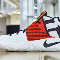 "Nike Kyrie Irving 2 Ⅱ  New Color ""Super Capacity Color""  Basketball Sneaker"