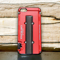 "DOHC JDM Honda Vtec For iPhone 4/4s, iPhone 5/5S/5C, Samsung S2 i9100, Samsung S3 i9300, Samsung S4 i9500 ""Floridina"""